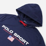 Polo Sport Logo Hoodie
