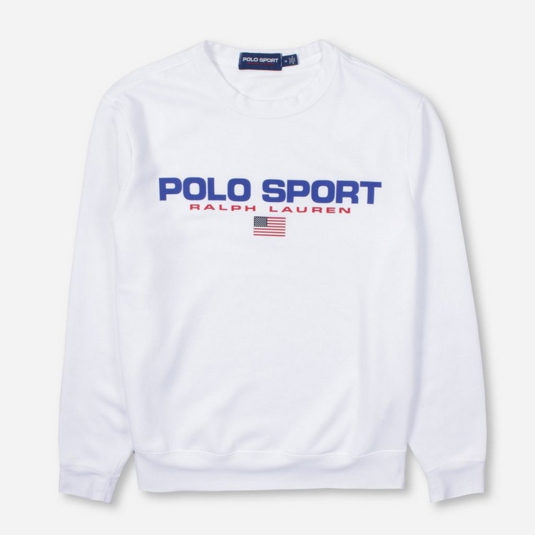 Polo Sport Neon Fleece Sweatshirt