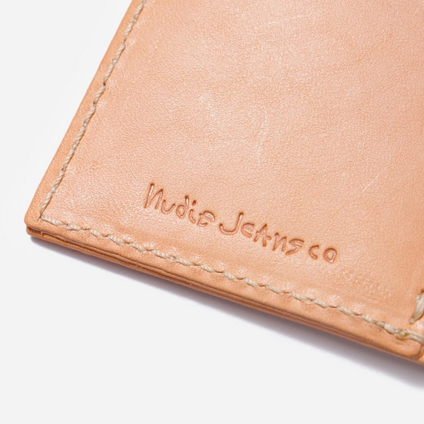 Nudie Jeans Co. Hagdahl Saddle Leather Wallet