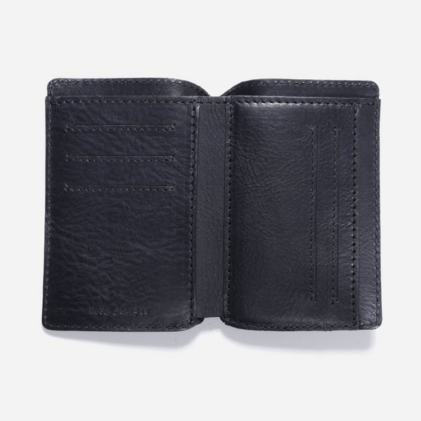 Nudie Jeans Co. Mark Wallet Saddle Leather