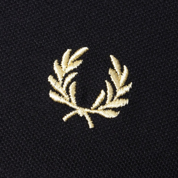 Fred Perry Single Tipped Polo Shirt