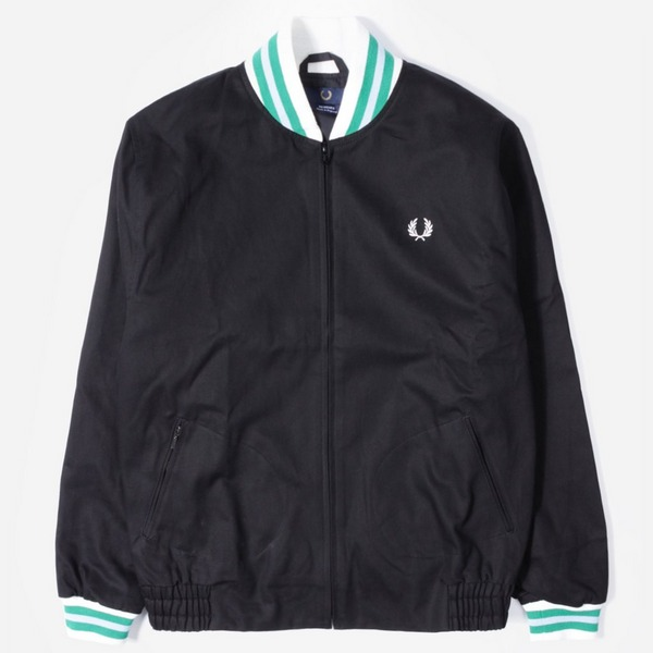 Fred Perry Made in England Original Bomber Jacket