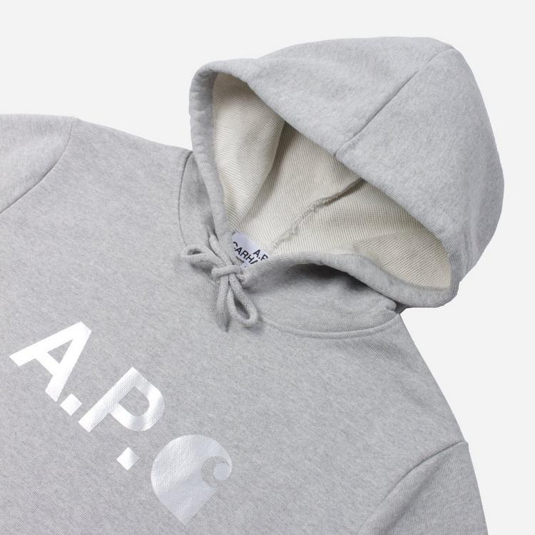 A.P.C. x Carhartt WIP Stash Hoodie