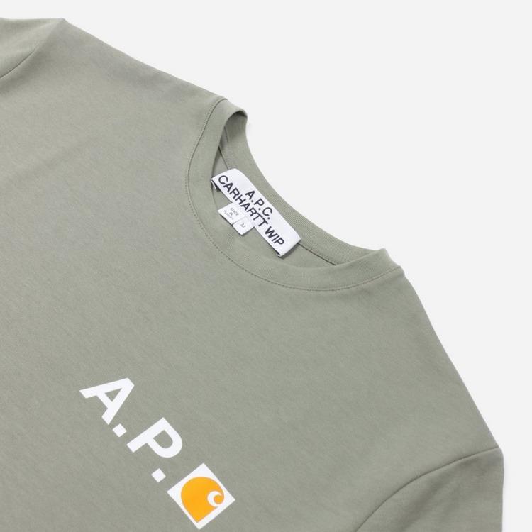 A.P.C. x Carhartt WIP Fire T-Shirt