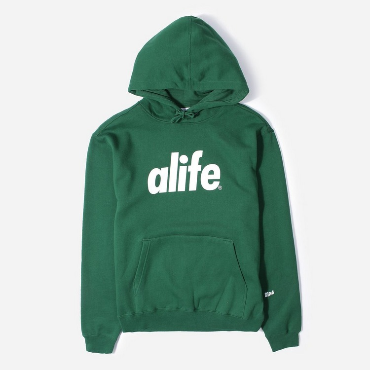Alife Core Logo Hoodie