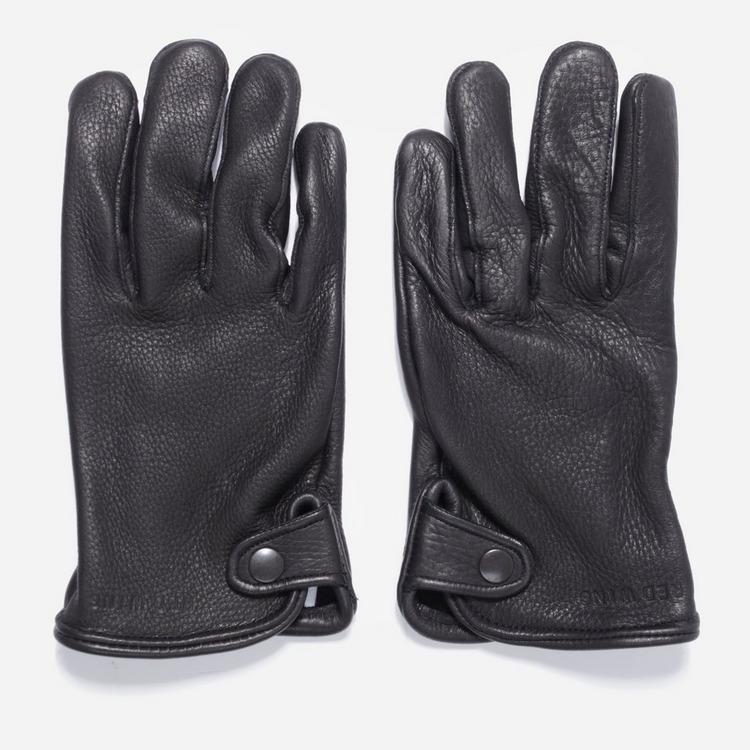 Red Wing Deer Skin Driver Gloves