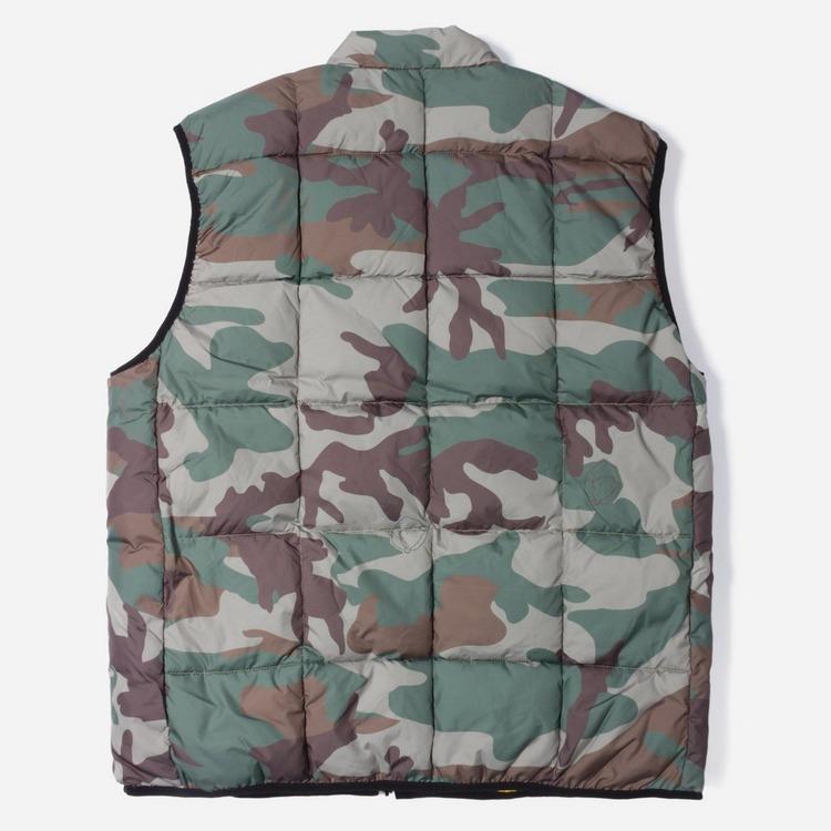 Penfield Valcourt Camo Vest
