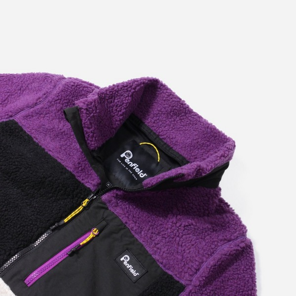 Penfield Mattawa Colourblock Fleece