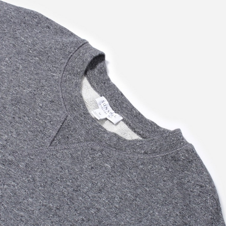 Sunspel Marl Sweatshirt