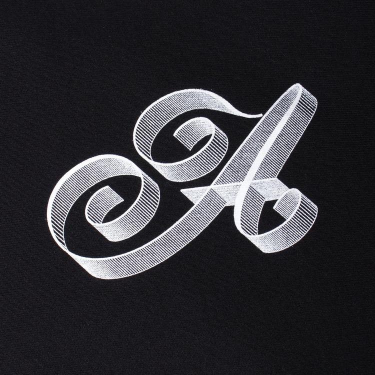 Awake NY Ribbon Script Logo Hoodie