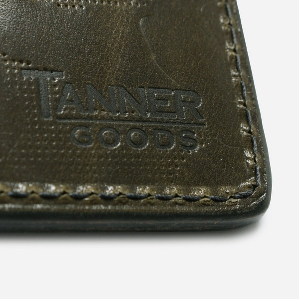 Tanner Goods Utility Bifold Wallet - Foliage Camo