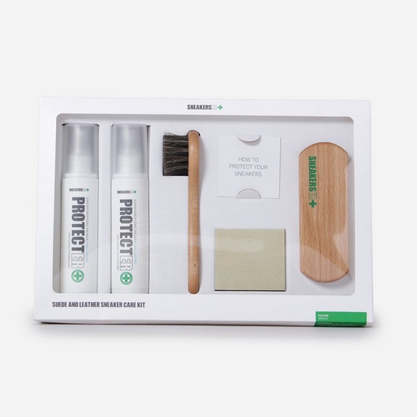 Sneakers ER Suede & Leather 5 Piece Sneaker Care Kit
