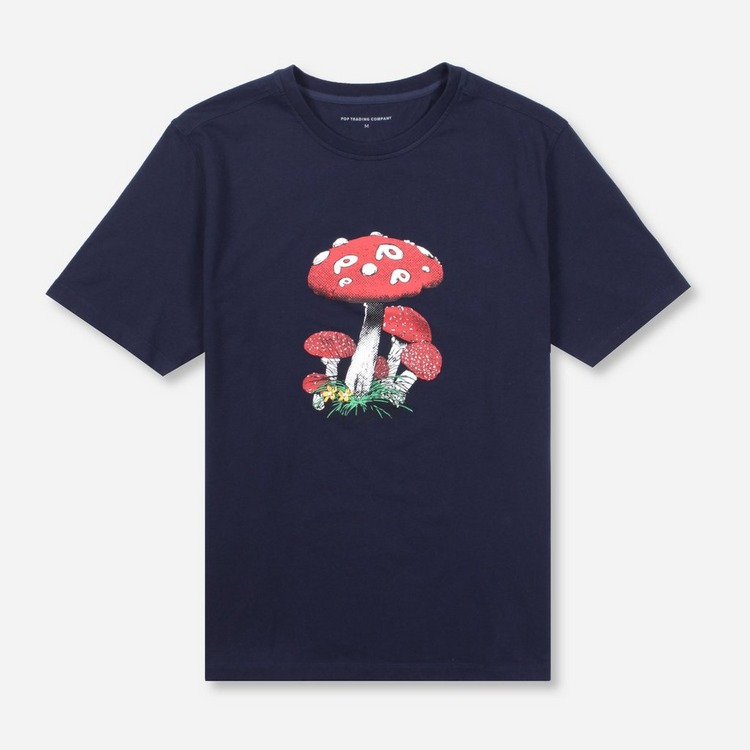 Pop Trading Company Shroom T-Shirt