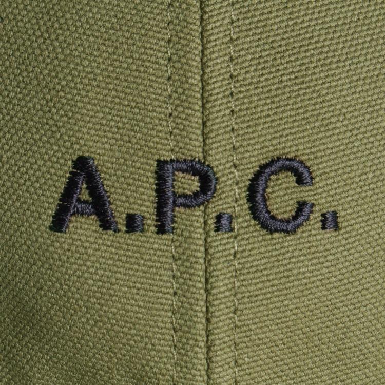 A.P.C. Casquette Charlie Cap