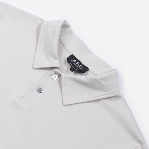 A.P.C. Pavement Polo Shirt