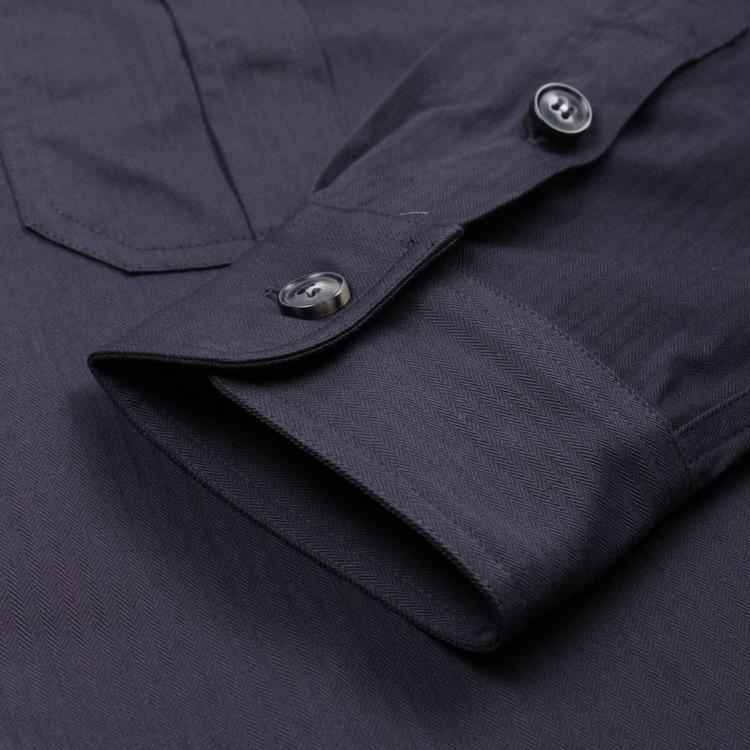 A.P.C. Surchemise Breton Overshirt