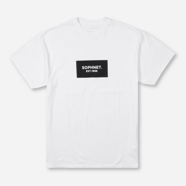Sophnet Box Logo T-Shirt