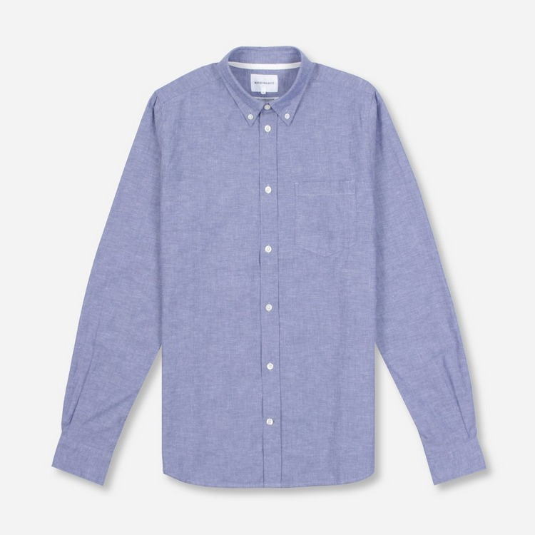 Norse Projects Osvald Cotton Shirt