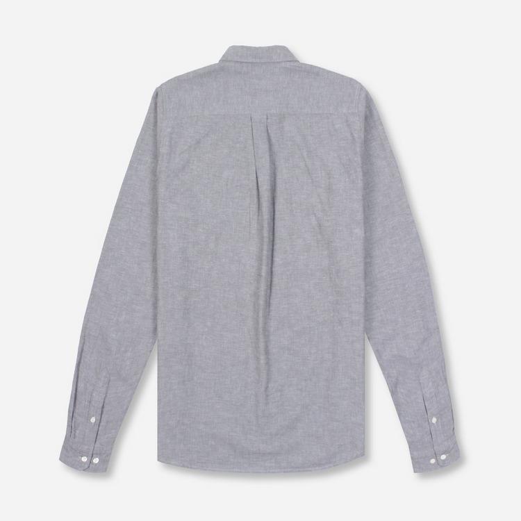 Norse Projects Osvald Cotton Linen Shirt