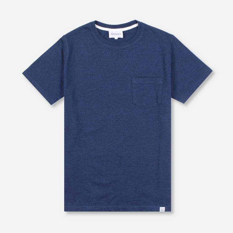 Norse Projects Niels Organic Mouline T-Shirt