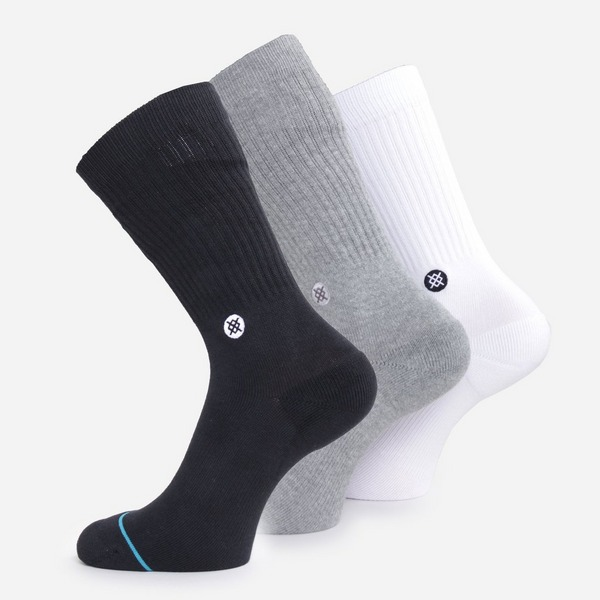 Stance Staples Icon 3 Pack