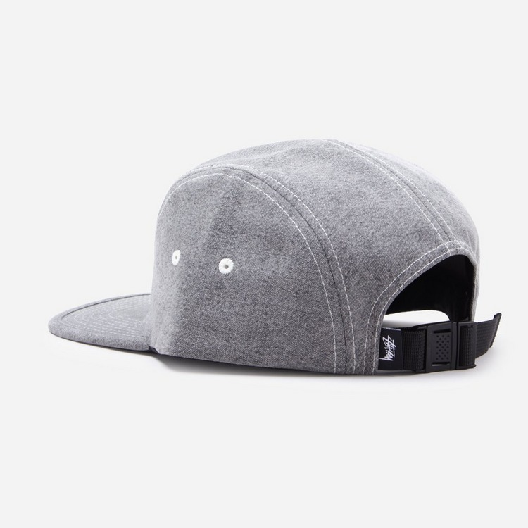 Stussy Stock Washed Canvas Camp Cap