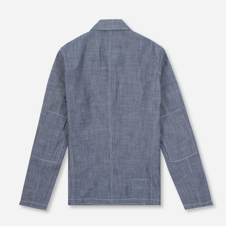Universal Works Patched Bakers Jacket