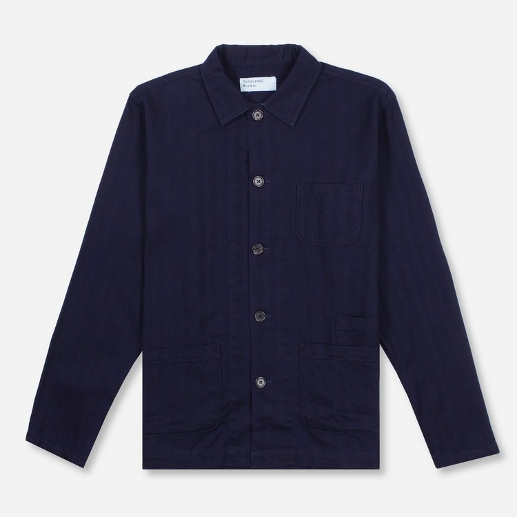 Universal Works Bakers Overshirt