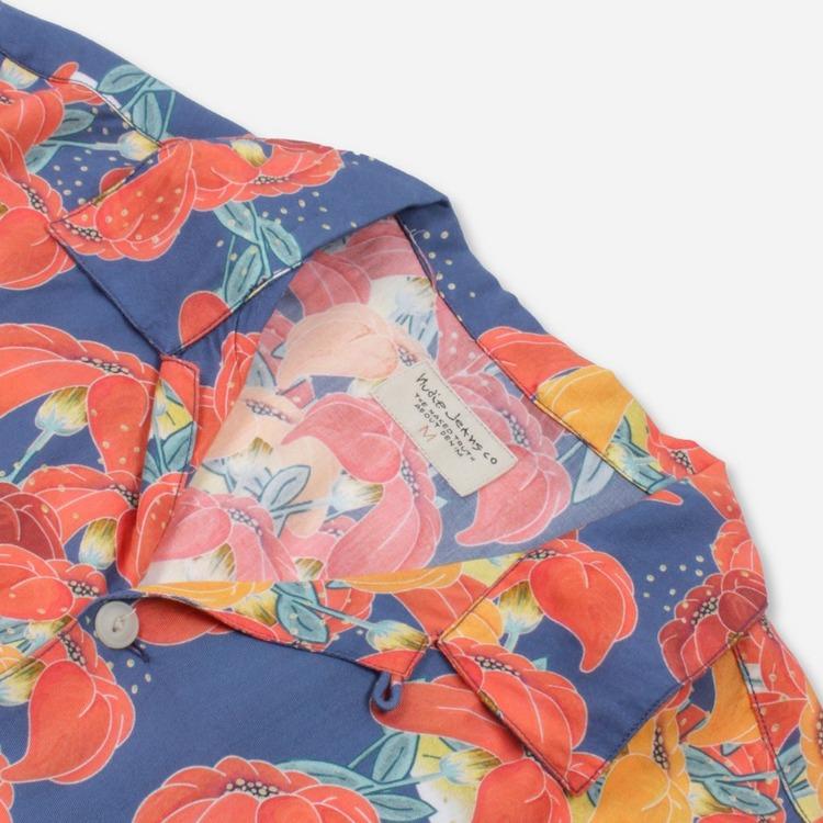 Nudie Jeans Co. Arvid Flowers Shirt