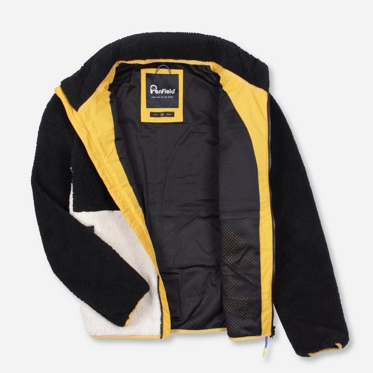 Penfield Mattawa Colour Block Fleece
