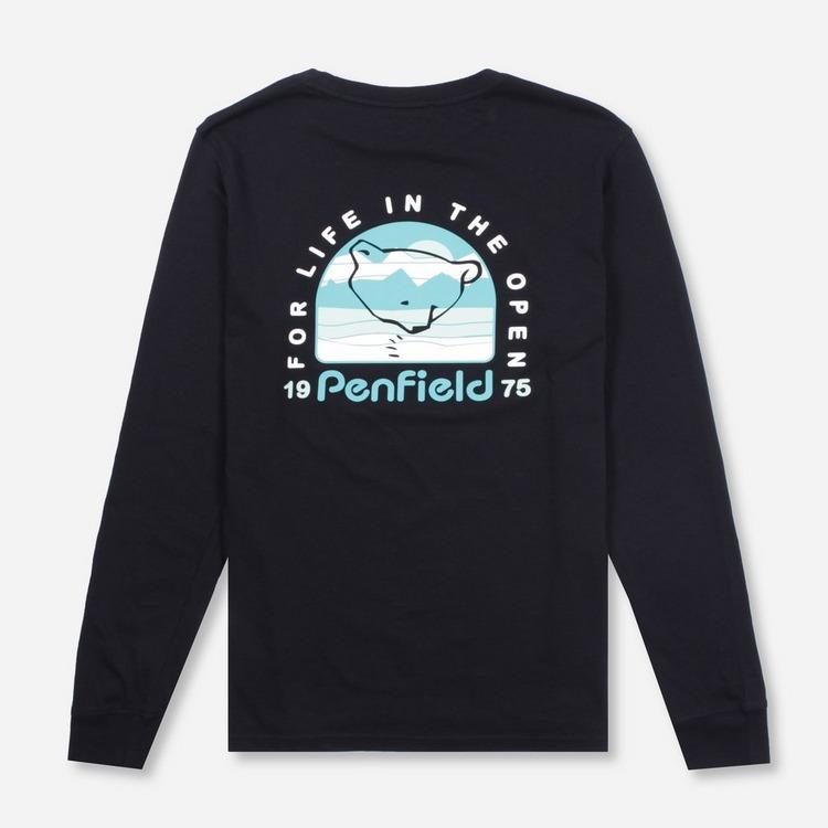 Penfield Dedham Long Sleeved T-Shirt