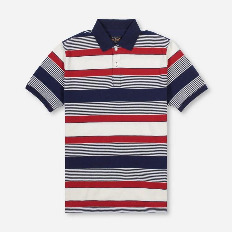 Beams Plus Pique Polo Shirt