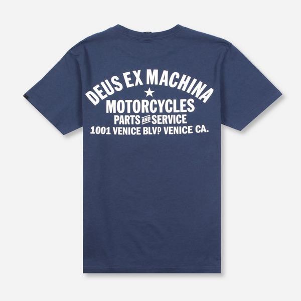 Deus Ex Machina Venice Address T-Shirt