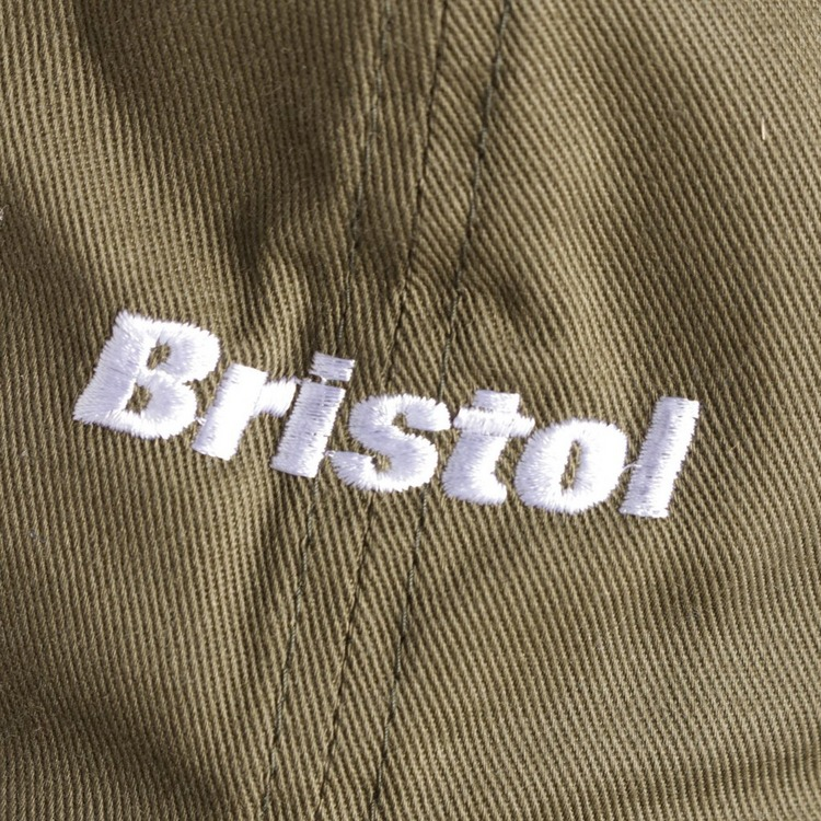 F.C. Real Bristol Authentic Logo Cap