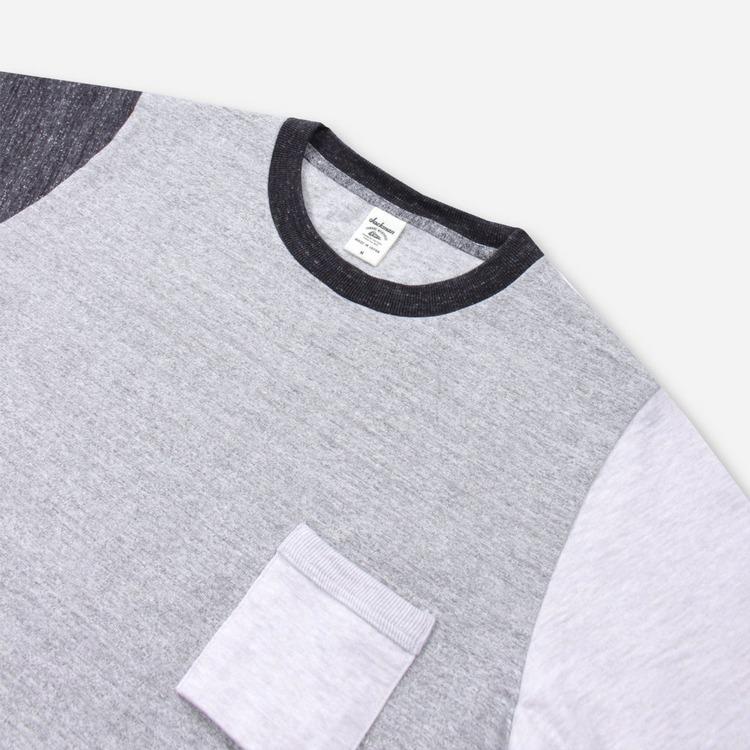 Jackman Dotsume Pocket T-Shirt
