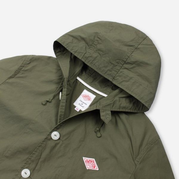 Danton Hooded Down Proof Jacket
