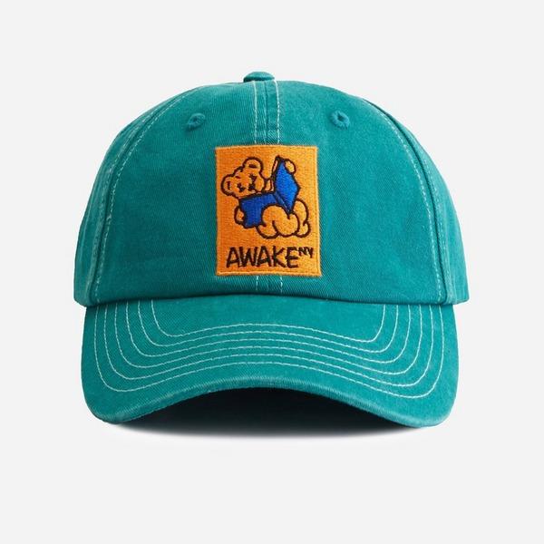Awake NY Bed Time Logo Cap
