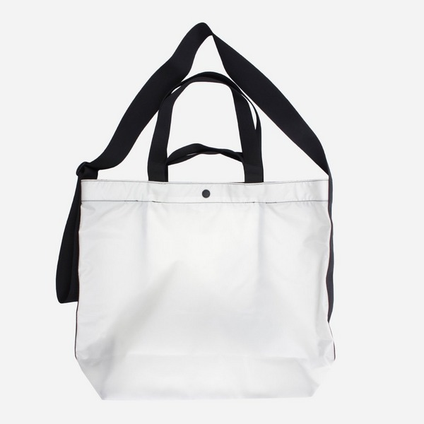 and wander Cordura Big Logo Tote Bag