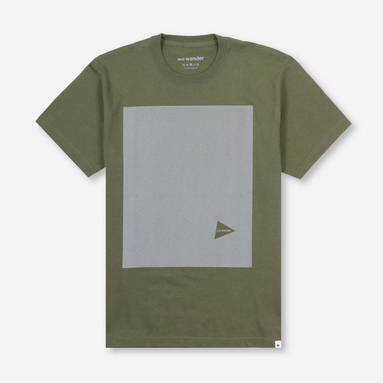 and wander Reflective T-Shirt