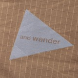 and wander Dry Rip Shirt Jacket