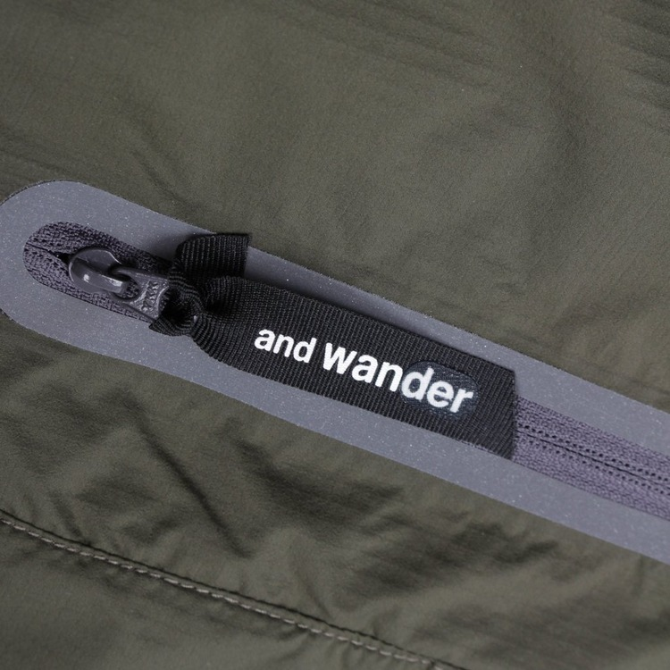 and wander Weave Windy Pullover