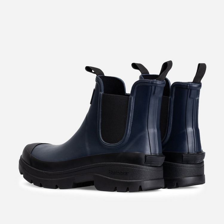 Barbour x Norse Projects Fury Wellington Boot