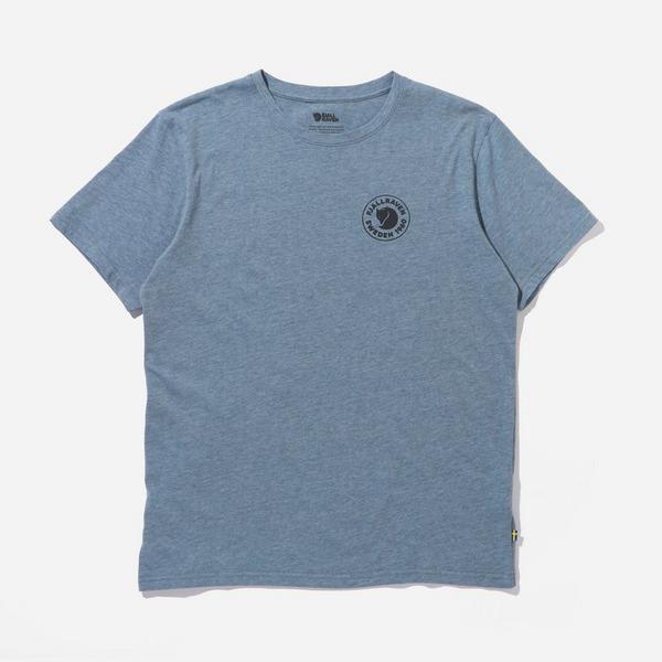 blue-fjallraven-1960-logo-short-sleeve-t-shirt