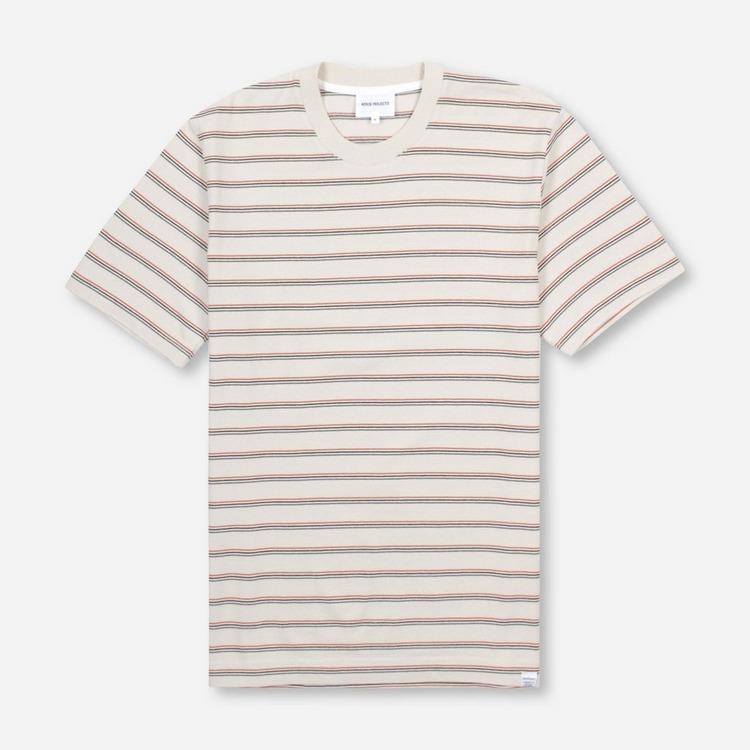 Norse Projects Johannes Stripe Short Sleeve T-Shirt