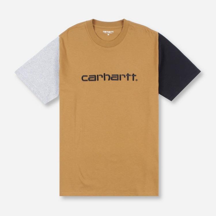 Carhartt WIP Tri-Colour Script T-Paita