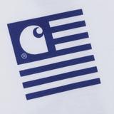 Carhartt WIP T-Shirt Wave State Flag