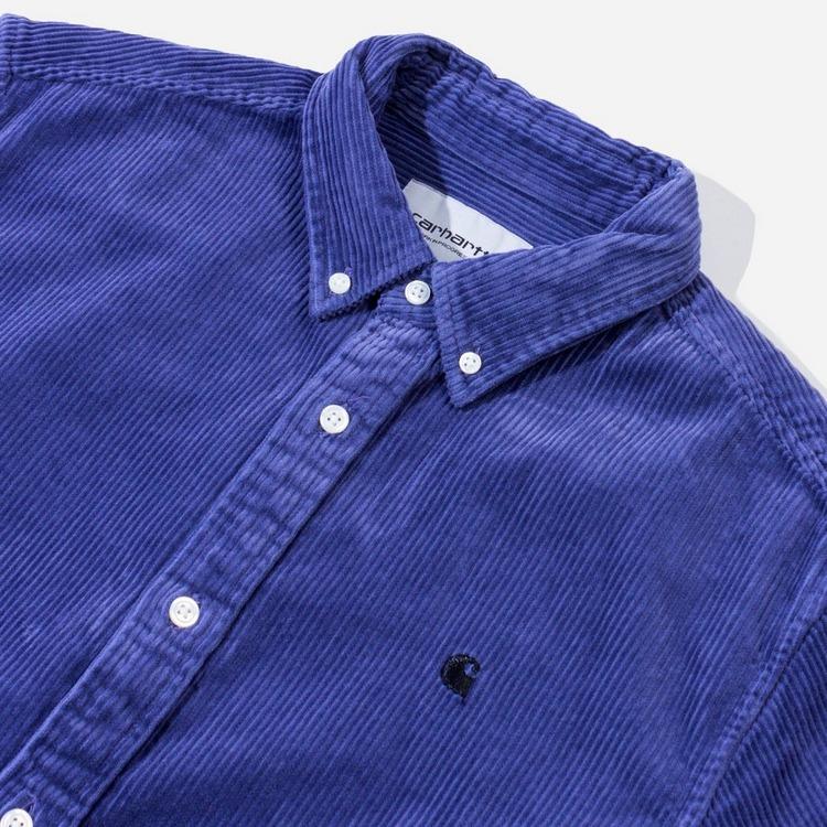 Carhartt WIP Camicia Madison Cord