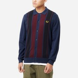 Fred Perry Colourblock Knited Shirt