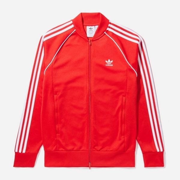 red-adidas-originals-superstar-track-top