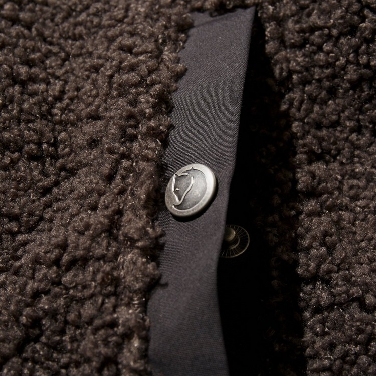 Fjallraven Greenland Pile Full Zip Fleece